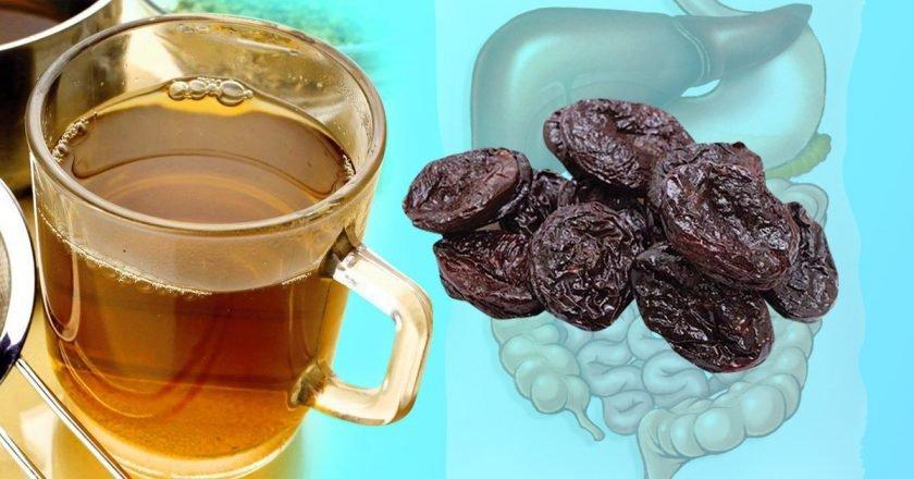как очистить желудок и печень