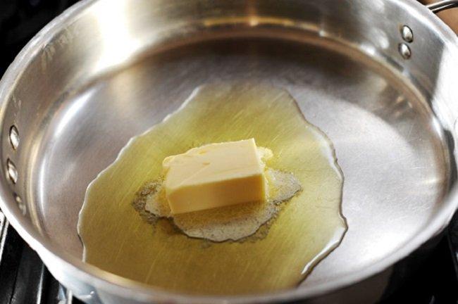 Ошибки со сливочным маслом