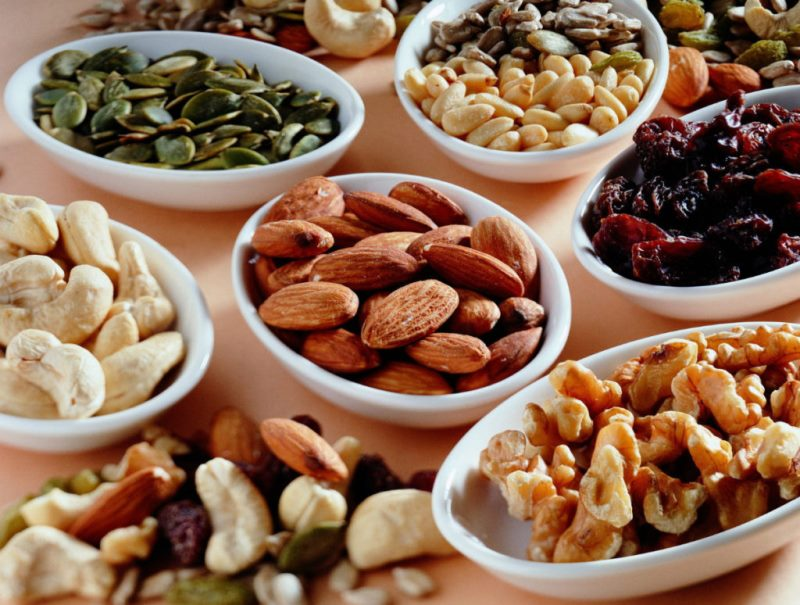 основные пищевые продукты