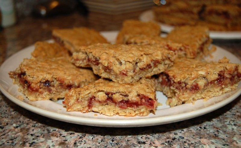 печиво з фініковим джемом