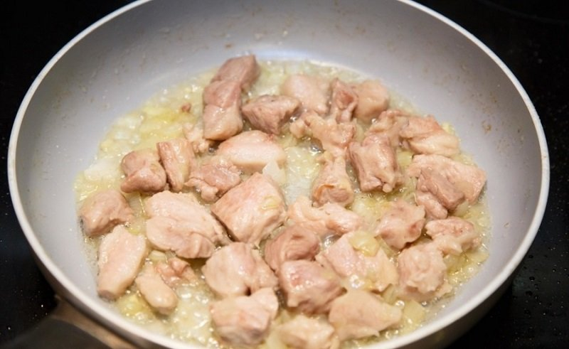 паэлья мясная рецепт
