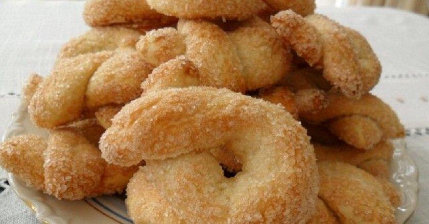 итальянское печенье фото