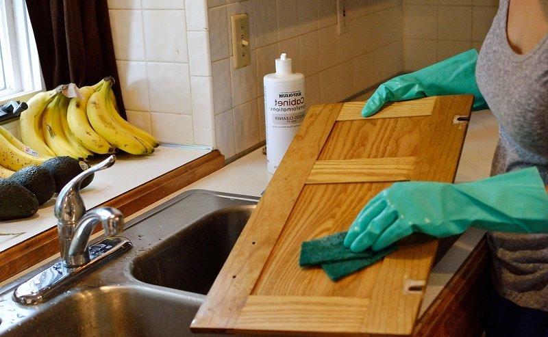 переделка кухни фото