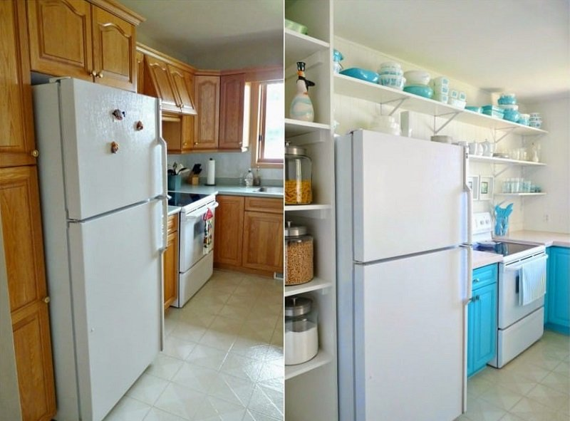 переробка кухні фото