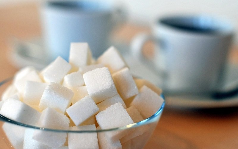 Питание при температуре, минимум сахара
