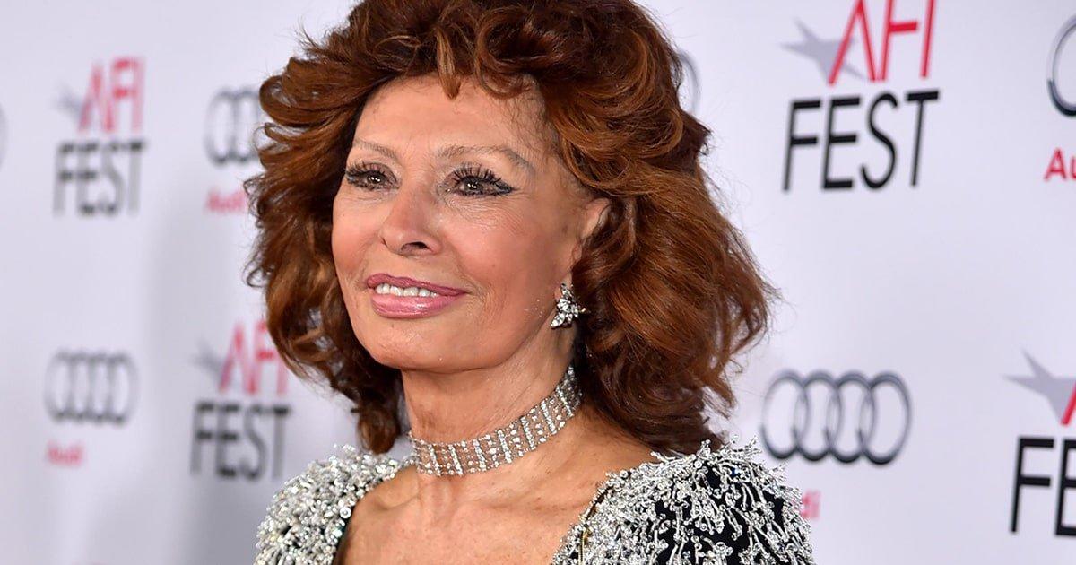 итальянская актриса