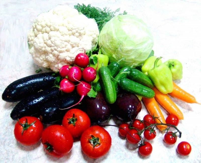 korzyści z warzyw