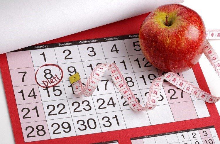 как питаться на диете