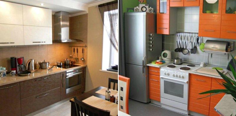 planowanie małej kuchni