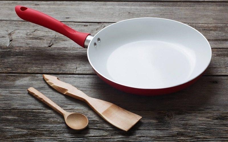 керамическая сковорода как пользоваться