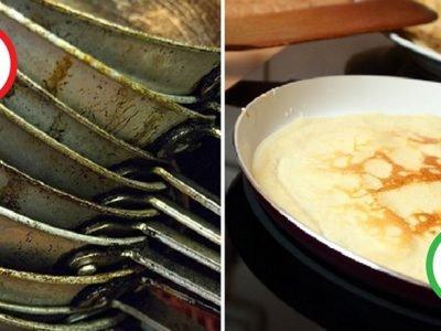 Плюсы керамической сковороды