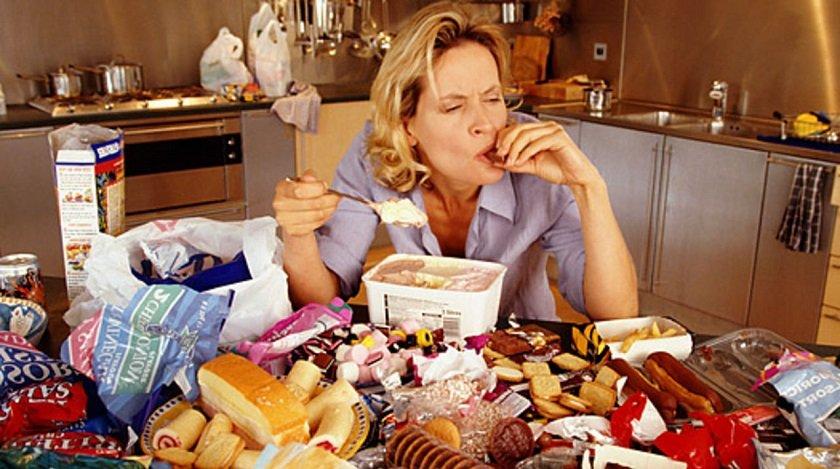 как настроение влияет на аппетит