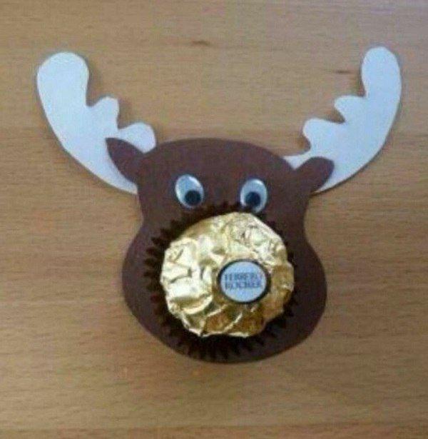 подарки из конфет
