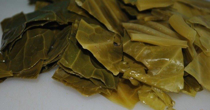 приготовление листьев брокколи