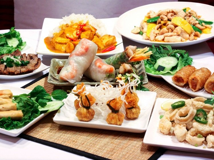 Полезные кухни мира