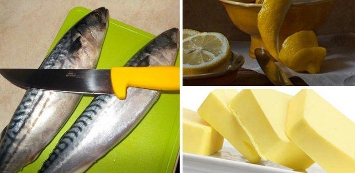 кулинарные советы, как избавиться от запаха рыбы на ножах и виках