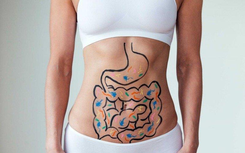 наладить работу кишечника
