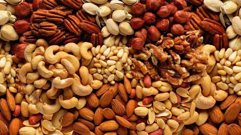 изображение орехов