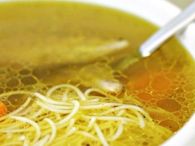 Полезные супы