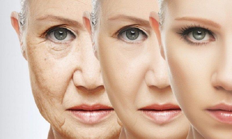 активированный уголь предотвращает старение