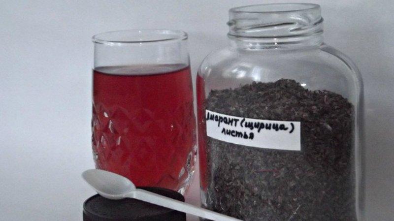 чай из амаранта
