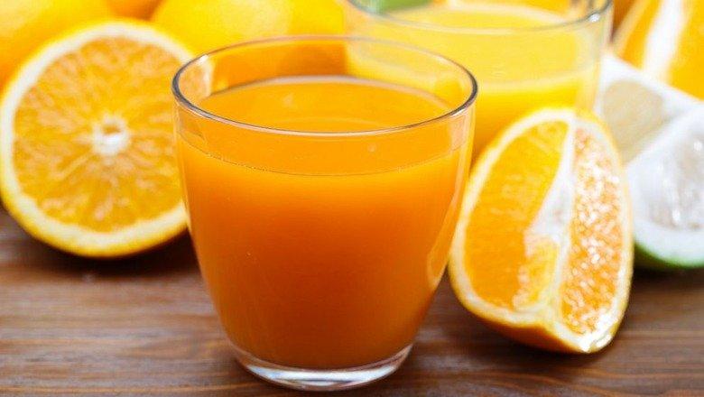 витамины в апельсиновом соке