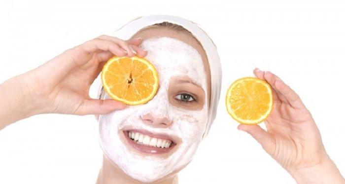 цитрусовая маска