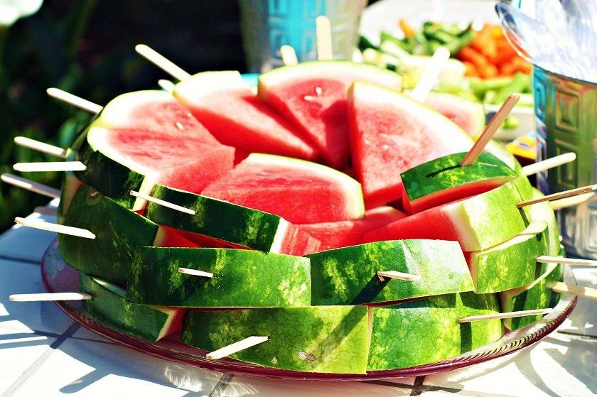 польза арбуза для пищеварения