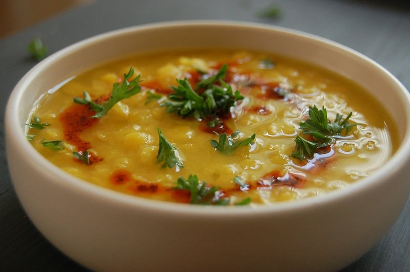 чечевица суп