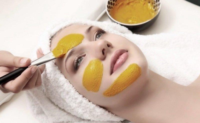 горчица в косметологии