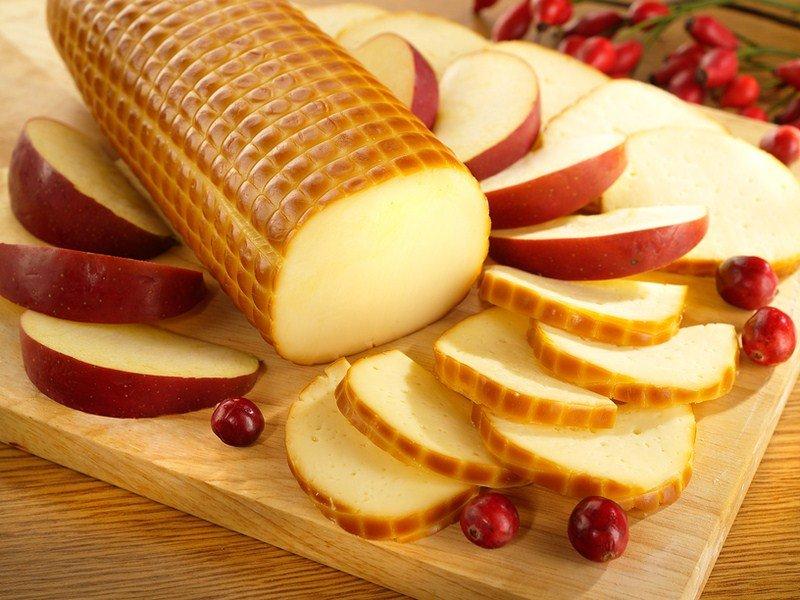 польза и вред колбасного сыра