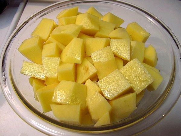 картофельный сок польза