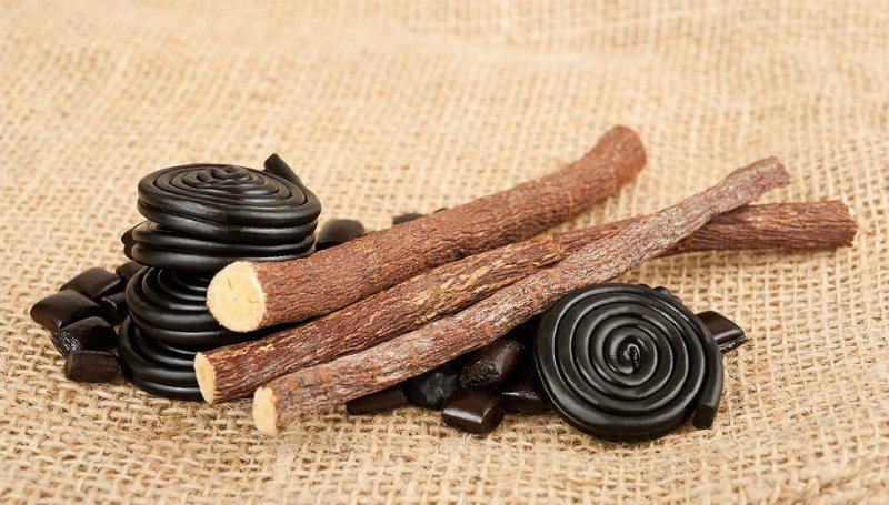 польза корня солодки