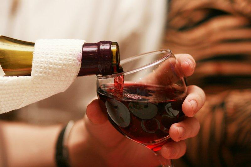 používanie červeného vína