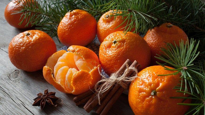 Польза мандарин для пищеварения