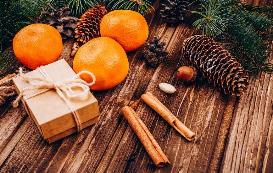 Польза мандарин для кожи