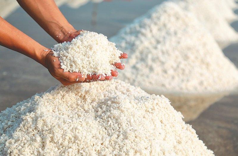 морская соль для организма