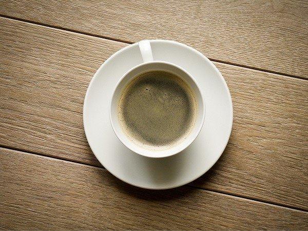 používanie prírodnej kávy