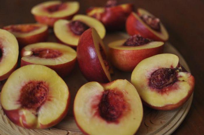 Korzyści z nektaryn