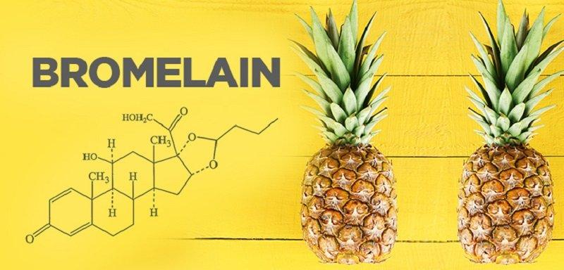польза сушеного ананаса