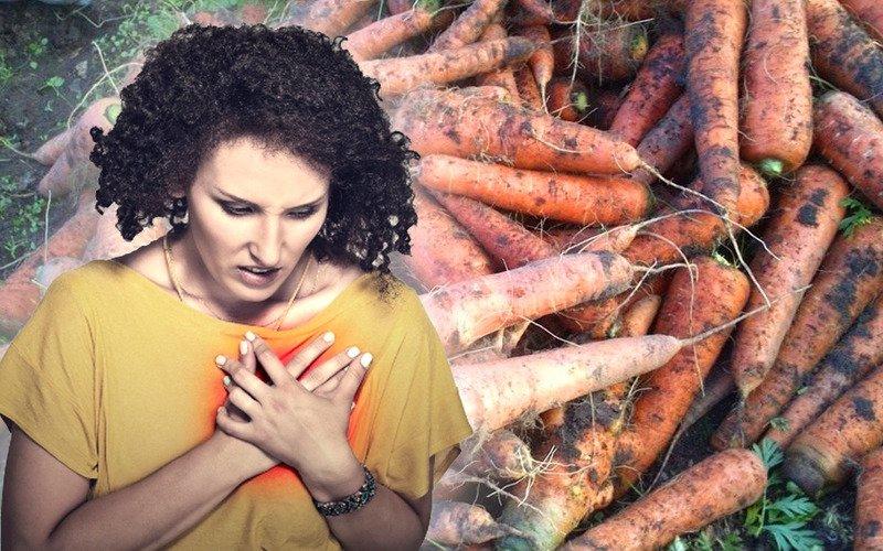 морковь для сердца