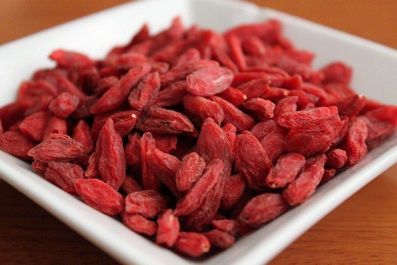 ягоды годжи для похудения в домашних условиях