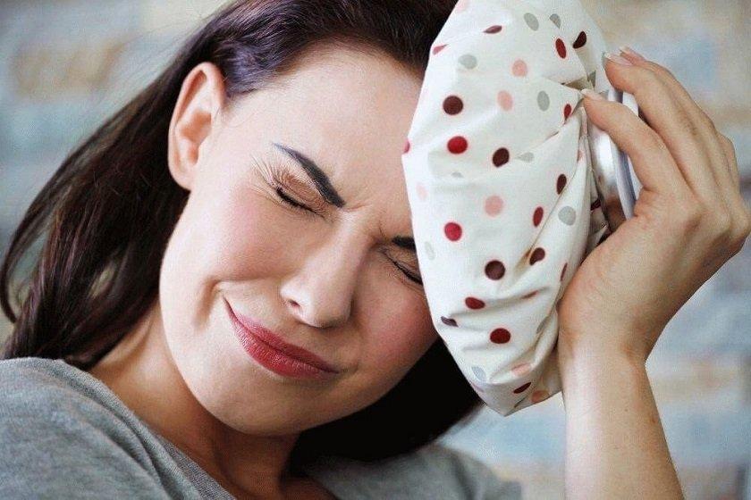 жимолость лечит мигрень