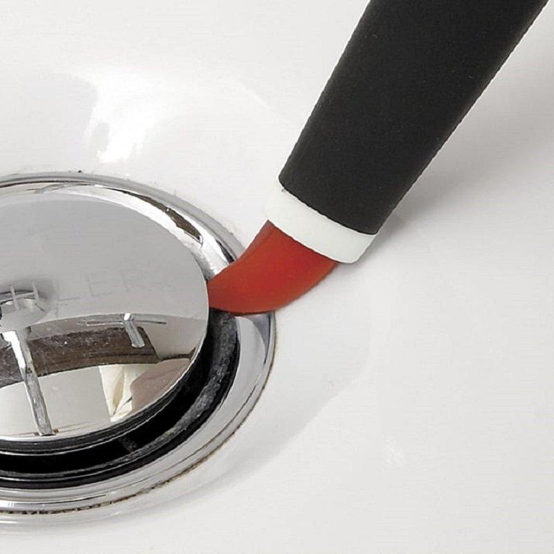 как отчистить плиту