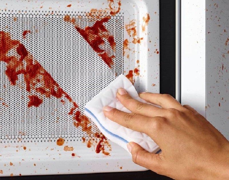 как отмыть кухню
