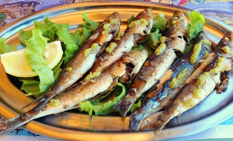 португальские блюда