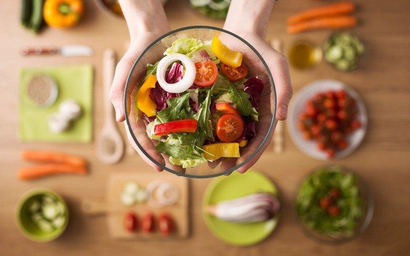 питание вегетарианцев