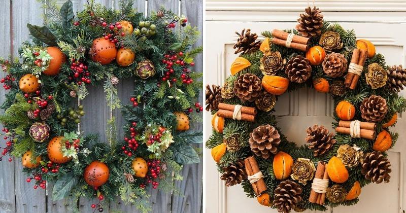 Праздничный декор на Новый год и Рождество