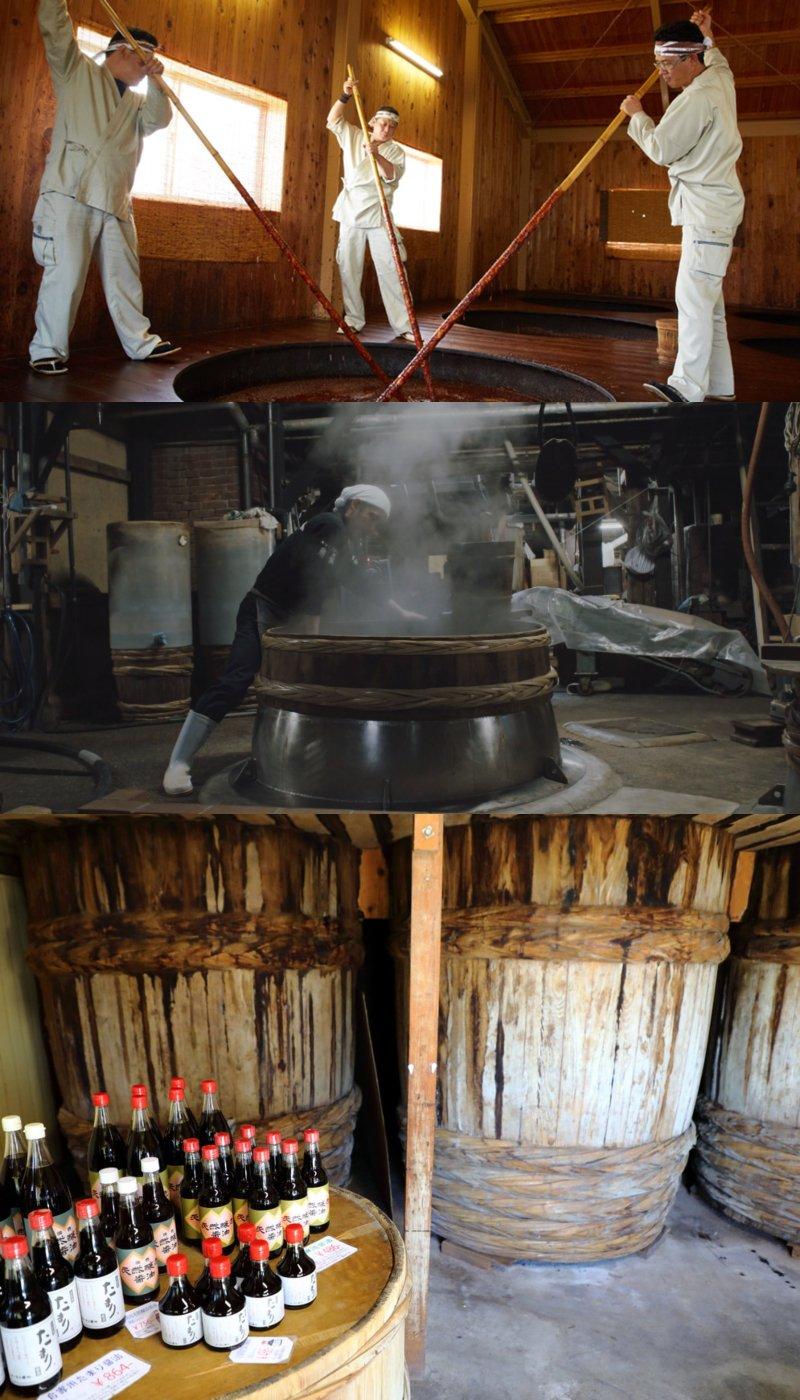 приготовление соевого соуса для роллов