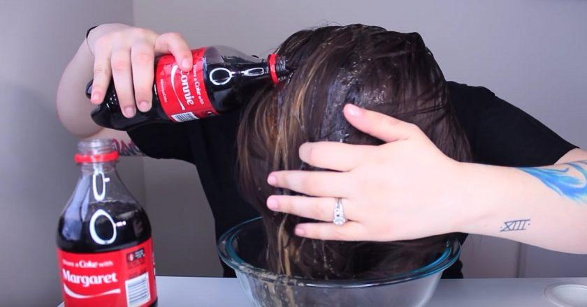 хитрости с кока-колой